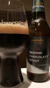 Sankt Gallen Sesame Chocolate Stout