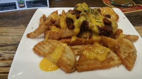 Darcy's Beer & Burger Food 1