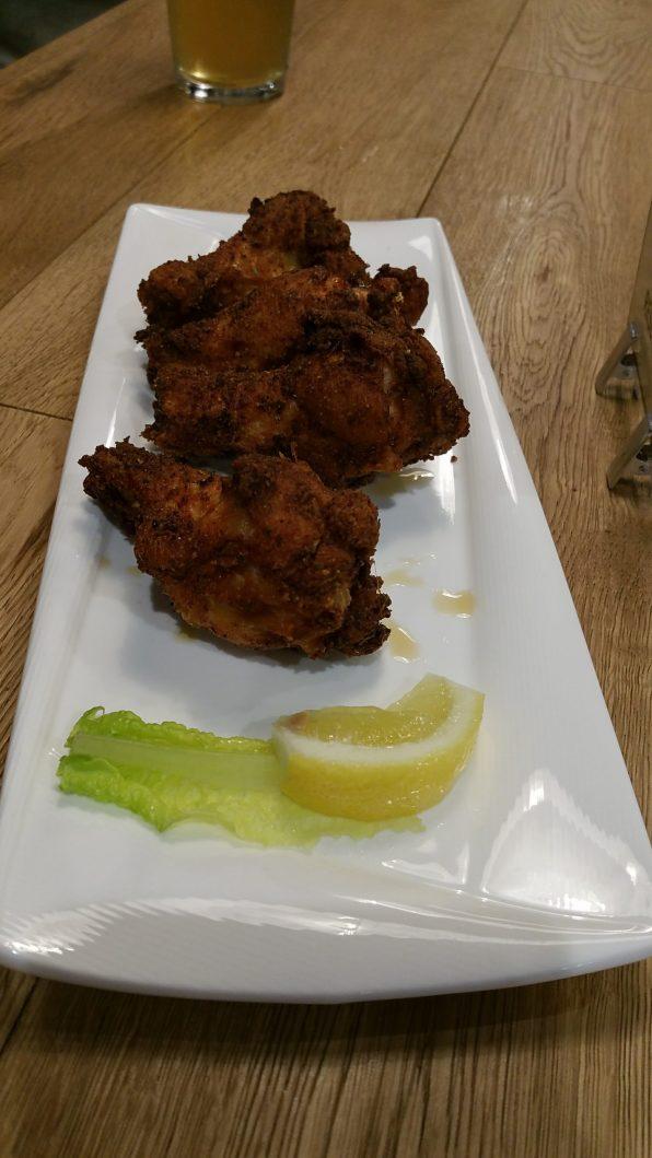 Chicken .... yummy
