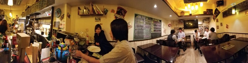 Craft Beer House Devinchi Inside
