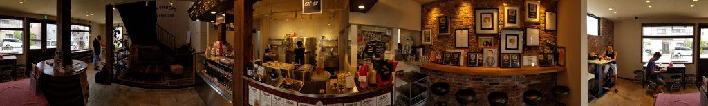 Minoh Beer Warehouse Inside