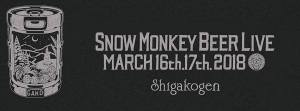 Snow Monkey Beer Live