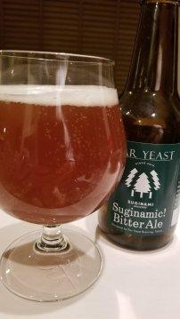 Far Yeast Suginamic Bitter Ale ファーイースト スギナミック ビターエール