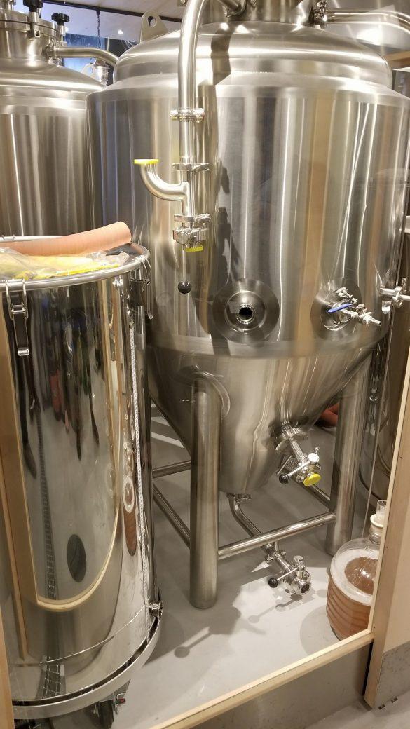 Kyoto Beer Lab Brewing 2