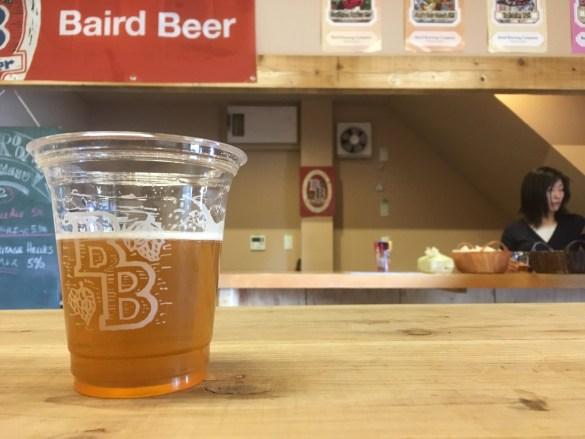 Baird Numazu Fishmarket Beer 2