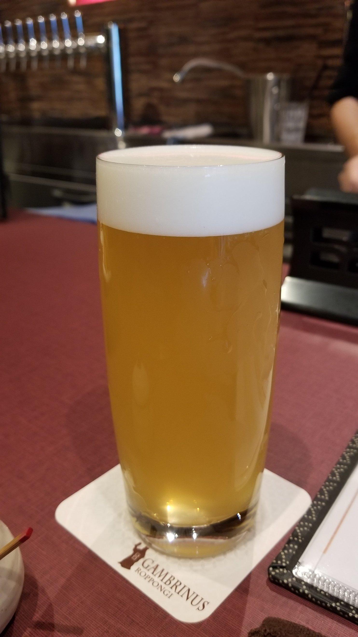 Kyoto Brewing Summer Splash 京都酒造なつしぶき