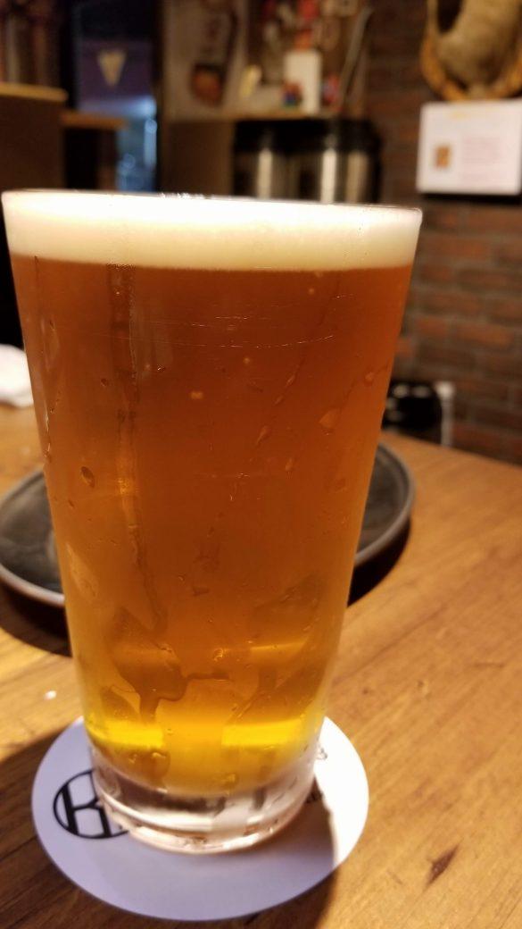 Barley Wheat Beer 4