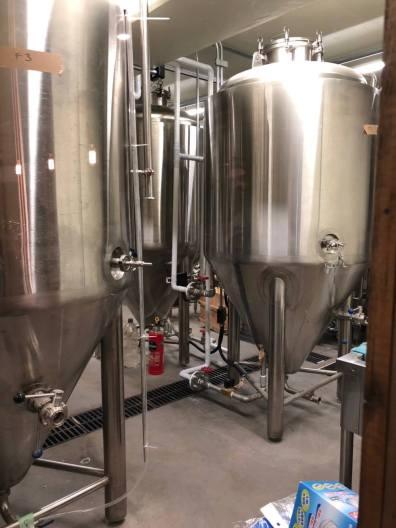 Yggdrasil Brewing Inside 3・イグドラジル ブルーイング店内3