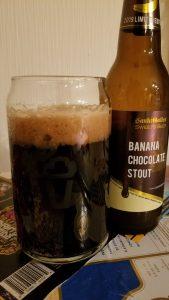 Sankt Gallen Banana Chocolate Stout・サンクトガーレンバナナチョコレートスタウト