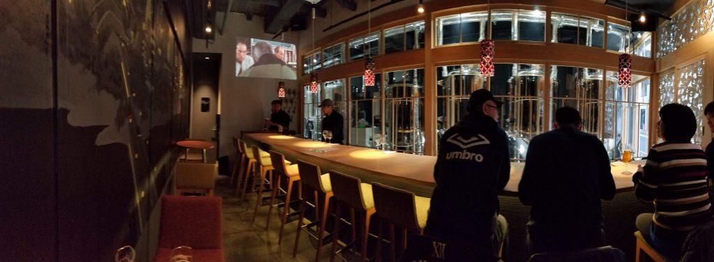 Tokaido Beer Kawasaki・東海度ビール川崎工場