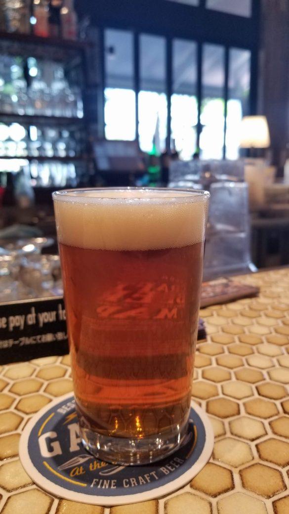 Gather @ Eating House Beer 4・ギャザー イーティングハウスビール4