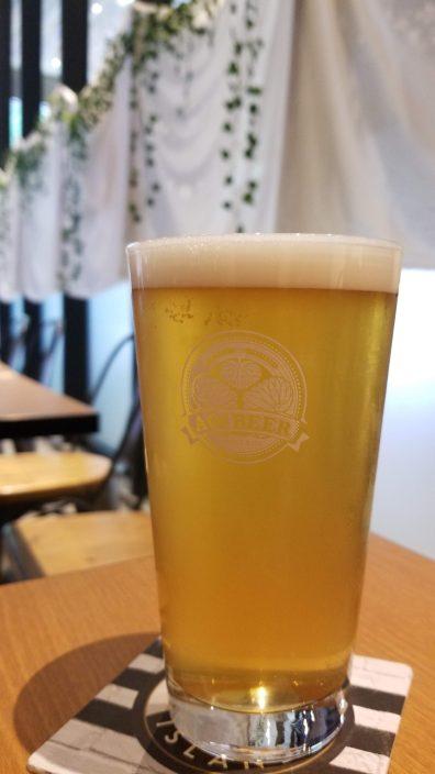 Aoi Brewing and Grill Beer 3・アオイ ブリューイング タップアンドグリルビール3