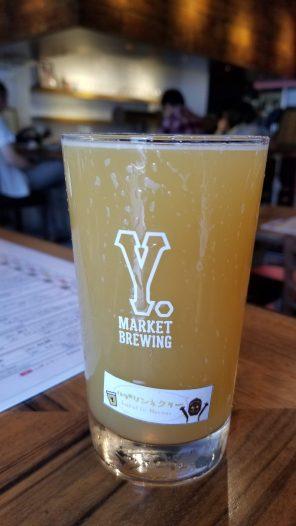 Y Market Brewing Kitchen Beer 2・ワイマーケットブルーイングキッチンビール2