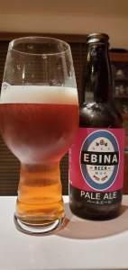 Ebina Pale Ale・エビナペールエール
