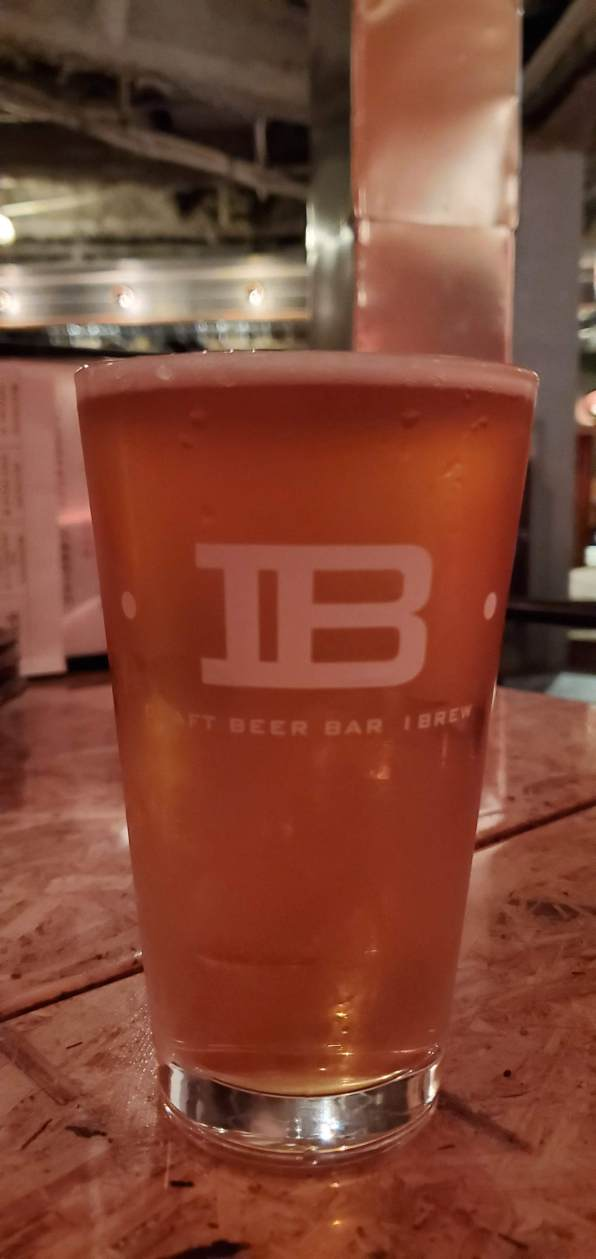 Craft Beer Bar iBrew Ebisu Beer 1・クラフトビアバルiBrew恵比寿ビール1