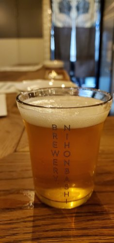 Nihonbashi Beer 3・にほんばしブルワリービール3