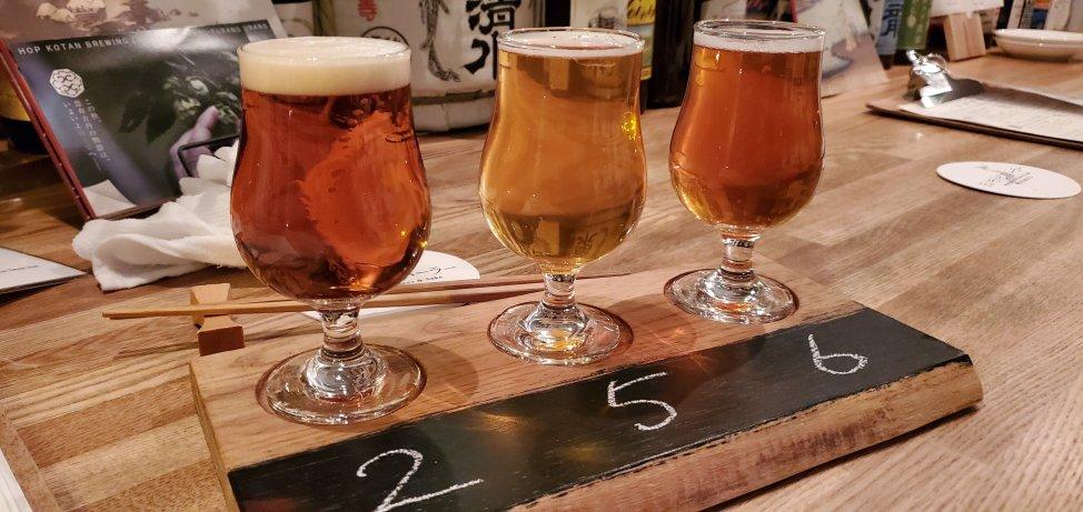 Hinomoto Beer Parlour Beer 2・日ノモトビアパーラービール2