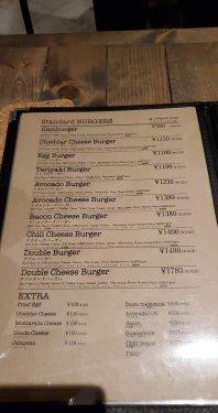 Folk Burgers & Beer Food 3・フォークバーガーズアンドビアーズフード3