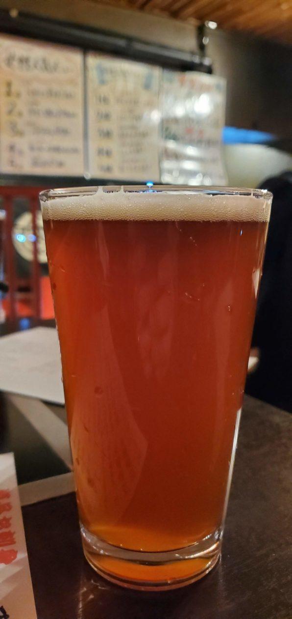 Hamayaki Sakaba Torohachi Beer 1・浜焼酒場トロハチビール1