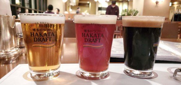 Craft Beer & Pizza Okura Brewery Beer2・地ビール&ピッツァ オークラブルワリービール2