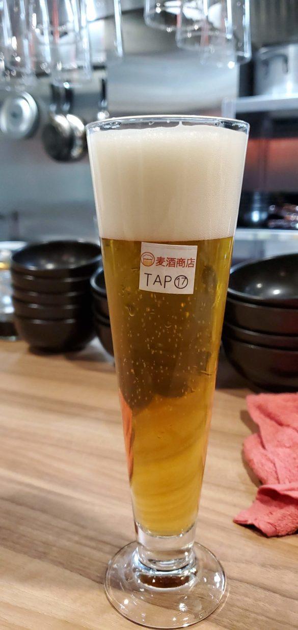 Bakushu Shouten Beer 3・麦酒商店ビール 3