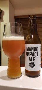 Shiokaze Mango Impact Ale