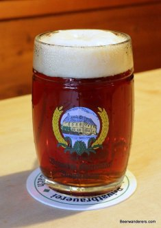dark beer in seidla