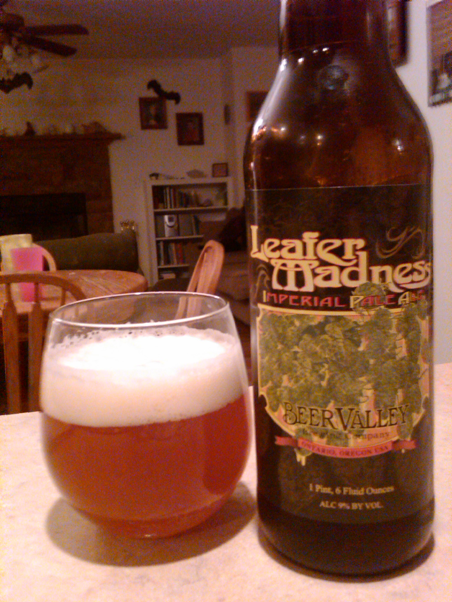 Leafer Madness