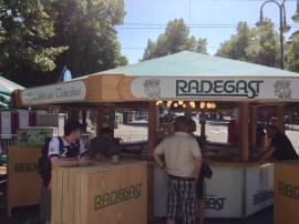 Die tschechische Radegast Brauerei http://www.radegast.cz/de