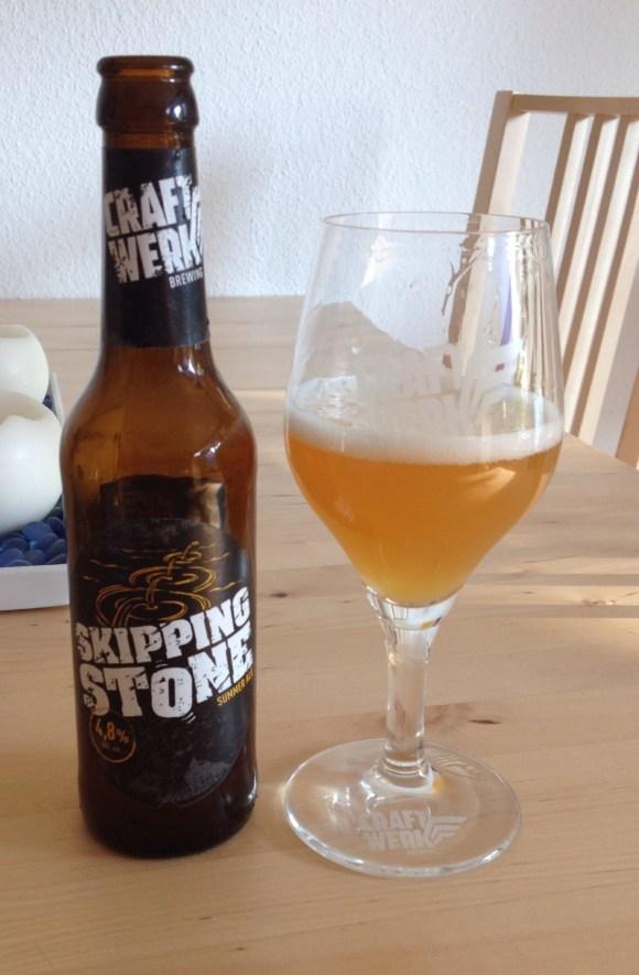 Skipping Stone Summer Ale