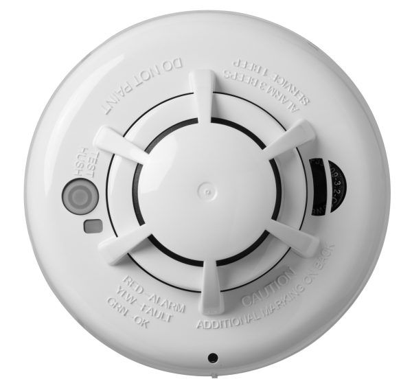 Bee Secure- Smoke and Heat Detector
