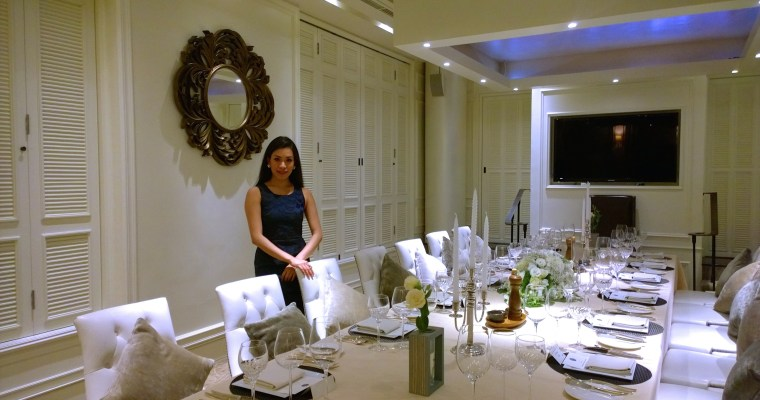 EXCLUSIVE DINING AT 22 KITCHEN & BAR @ DUSIT THANI BANGKOK HOTEL