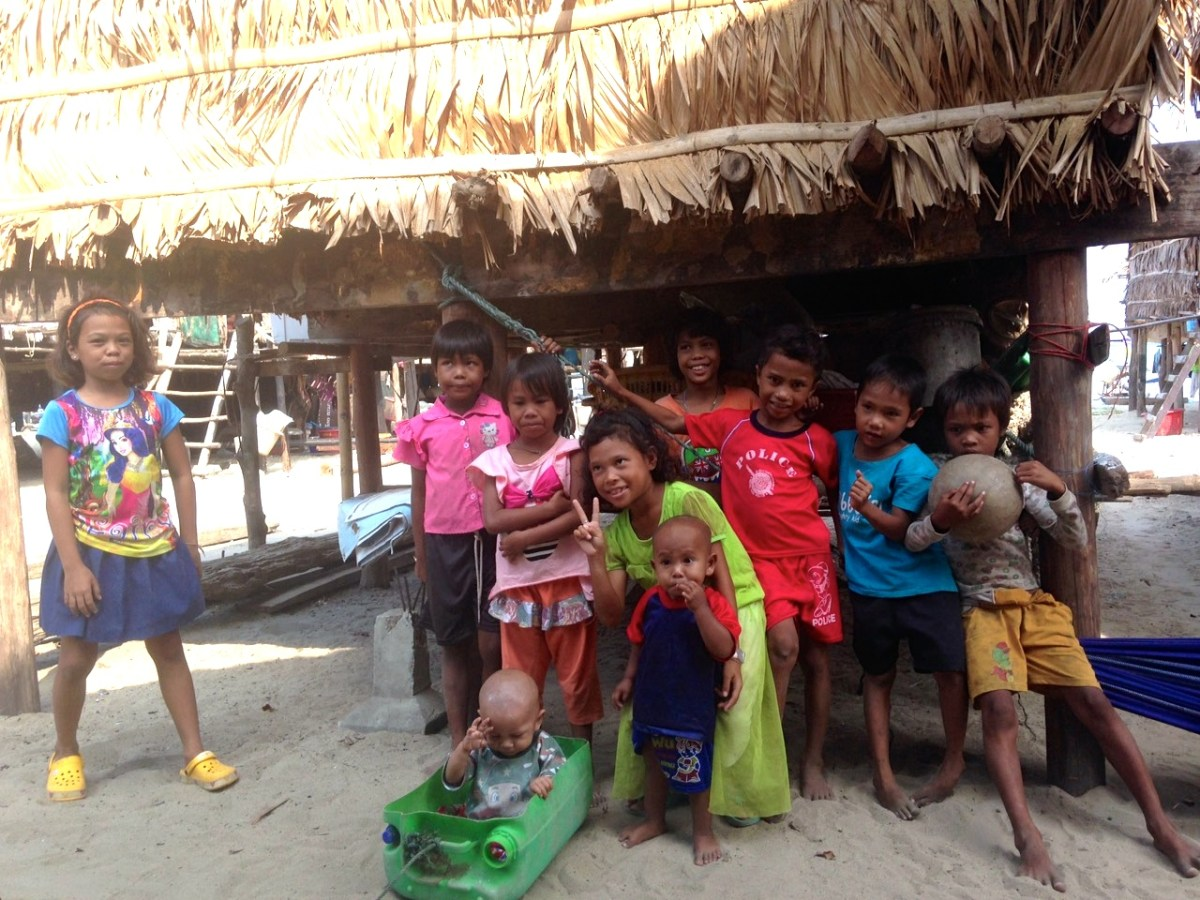 Children of the Island
