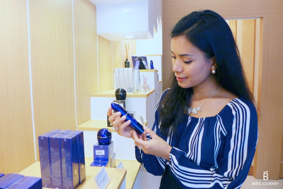 RICE FORCE PREMIUM JAPANESE SKINCARE at the Bangkok Beauty Boutique - Bee's Journey Travel and Lifestyle Blog