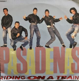 Pasadenas Riding On A Train
