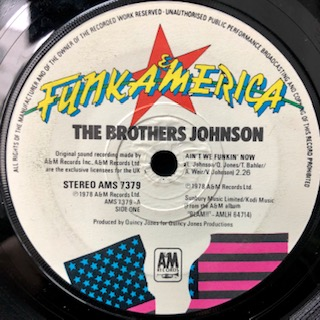 Brothers Johnson - Ain't We Funkin' Now