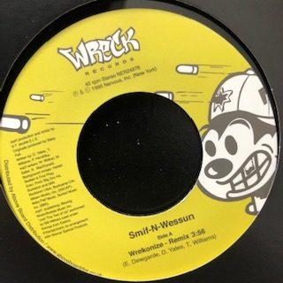 Smif-N-Wessun Wrekonize(Remix)