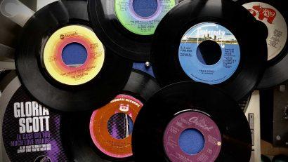 7インチ レコード dj