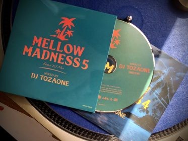 【MIX CD】DJ TOZAONE / MELLOW MADNESSを聴いてみた