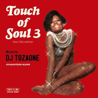 DJ TOZAONE / Touch of Soul vol.3 (CD)