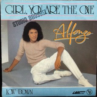 "Alfonzo / Girl, You Are The One b/w Low Down (7"")"