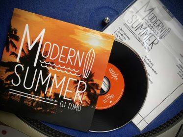 【MIX CD】DJ TOMO / MODERN SUMMERを聴いてみた