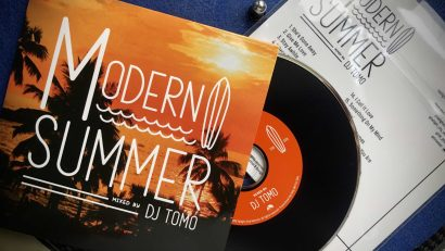 【MIX CD】DJ TOMO / MODERN SUMMER