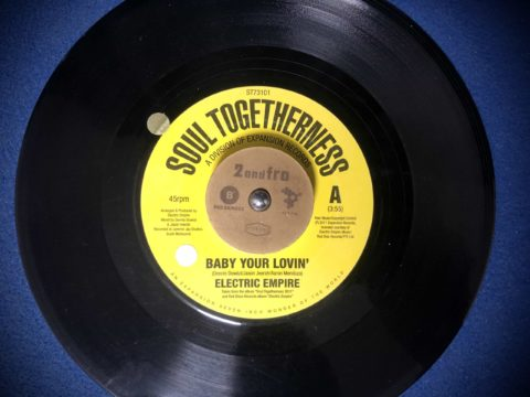 Electric Empire / Baby Your Lovin'