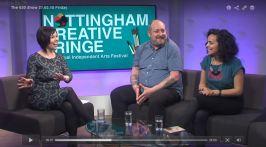 Laura Marano on Notts Tv's the 6.30 Show