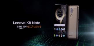 Lenovo K8note
