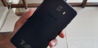 Samsung Galaxy C9 Pro Back 2