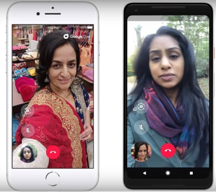 Google Duo Video Messages