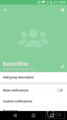 Image result for WhatsApp for Android Now Lets You Add Group Description, Search Participants, Switch to Video Call