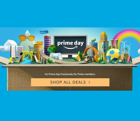 Huawei P20 Lite, Amazon Echo Dot, amazon prime day, prime day 2018, sale, top 5 deals
